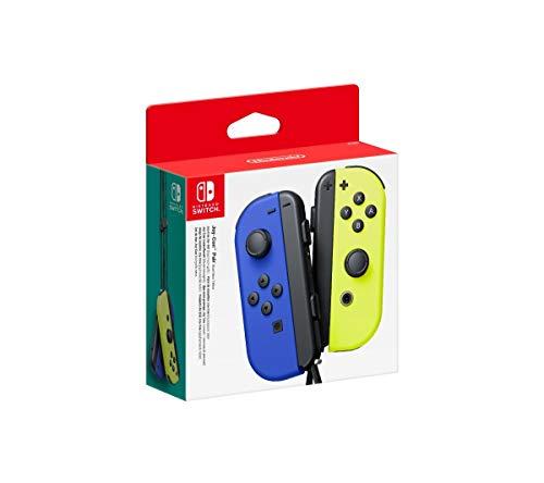Nintendo Joy-Con (set Izda/Dcha) Azul / Amarillo Neón