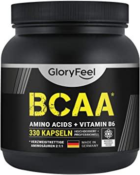 BCAA en alta dosificación Gloryfeel
