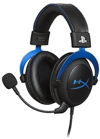 HyperX HX-HSCLS-BL Cloud para PS4