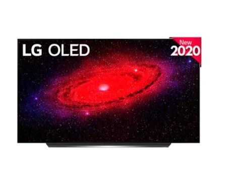 "TV OLED 194,7 cm (77"") LG OLED77CX6LA 4K con Inteligencia Artificial, HDR Dolby Vision IQ y Smart TV"