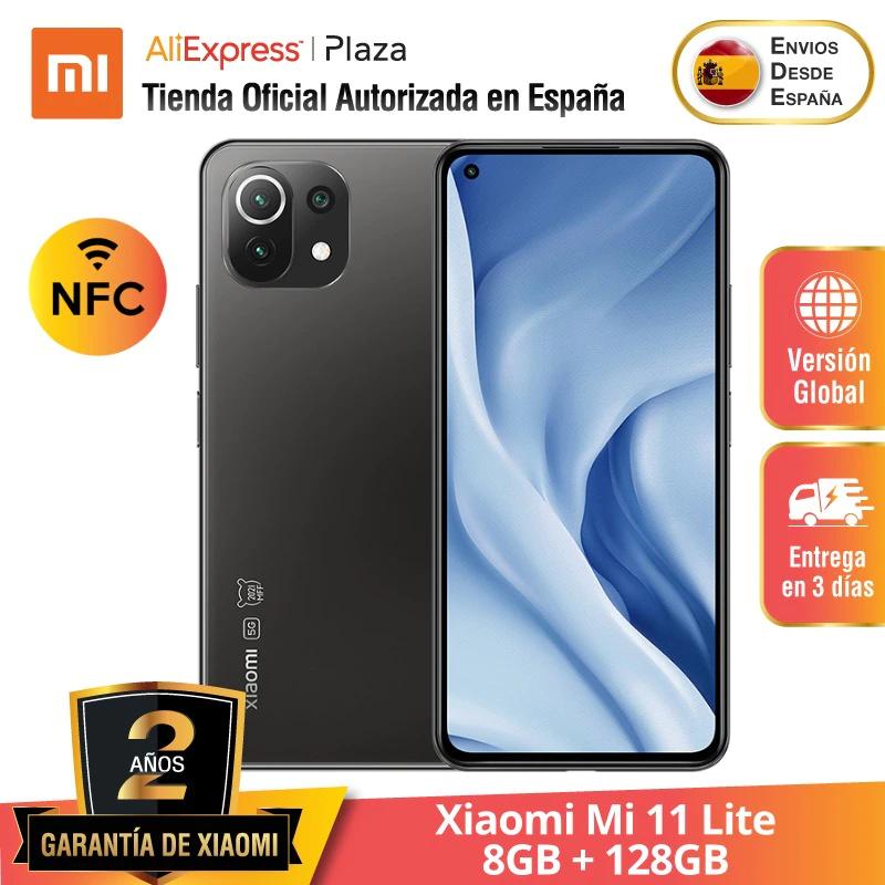Mi 11 Lite 5G (Desde España - Aliexpress Plaza)