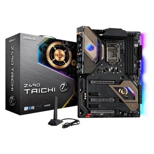 Asrock Z490 Taichi ATX Intel Z490