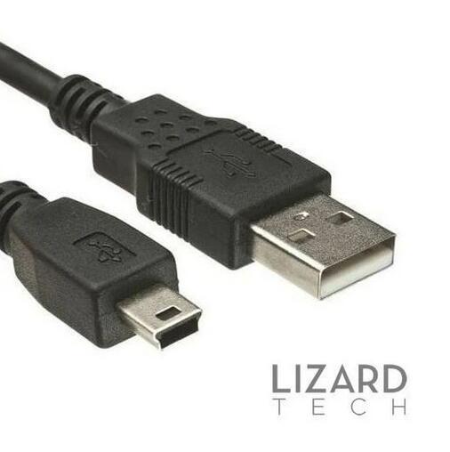 Cable USB 2.0 AM-Mini 5pin