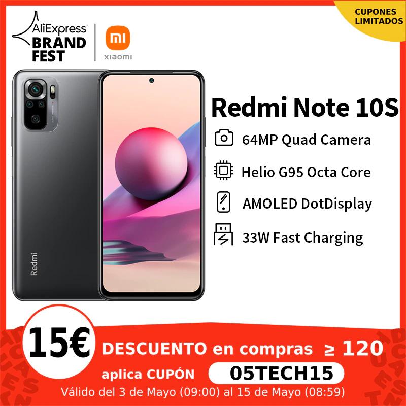 Xiaomi Redmi Note 10S 4GB 64GB