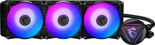 MSI MAG CORELIQUID 360R - Refrigeración Líquida AIO 3 x 120 mm Ventiladores ARGB