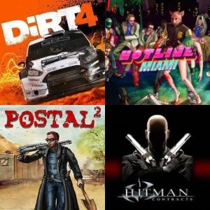 DiRT 4, Hotline Miami, SpeedRunners, Postal 2, Get Even, Hitman: Contracts y otros [Steam, ]Saldo 0.68€ - Otros 1,07€