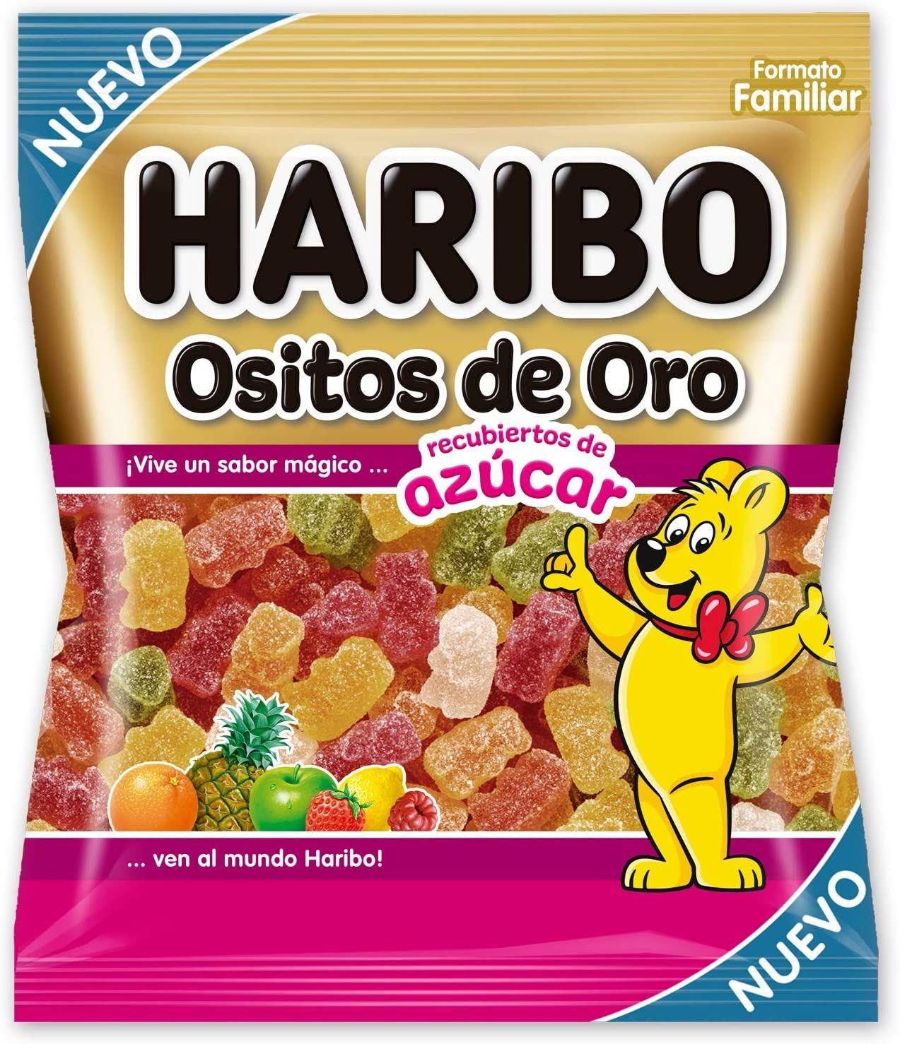 Haribo Ositos de Oro Azúcar, 275g