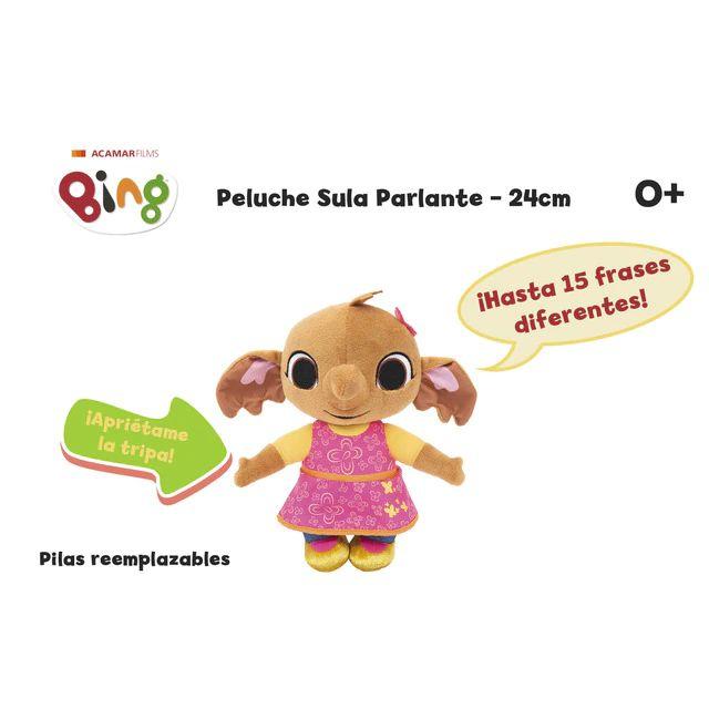 Bing Peluche Sula 24 Cm Parlante