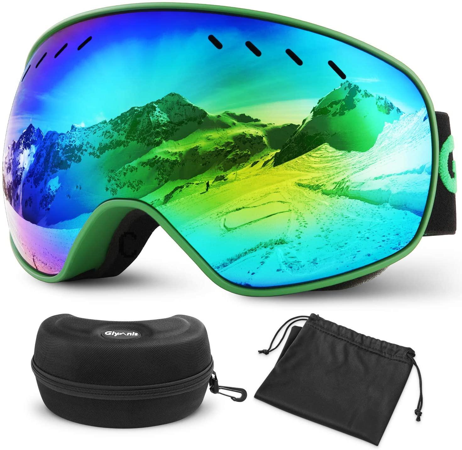 Gafas esquí protección UV 400 solo 2.9€
