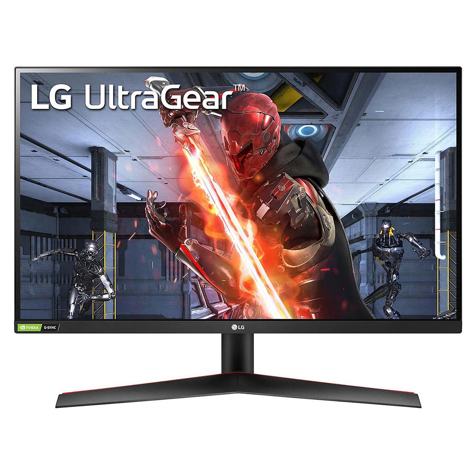 LG UltraGear 27GN800-B (QHD, IPS, 144hz)