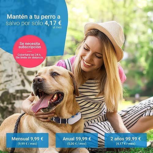 Localizador para perros Tractive GPS DOG 4