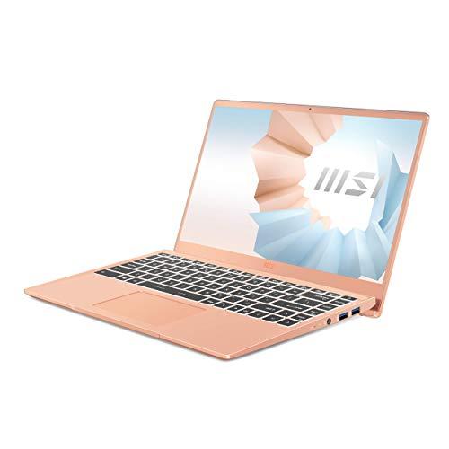 MSI Modern 14 B11M-090XES - (Intel Core i7-1165G7, 16 GBRAM, 512SSD, Iris Xe Graphics, Sin SO)