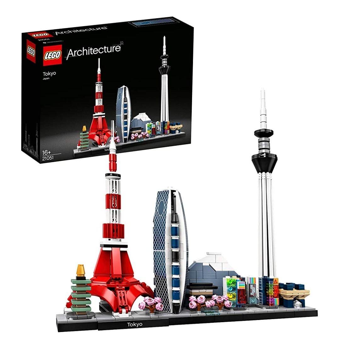 LEGO Architecture - Tokio