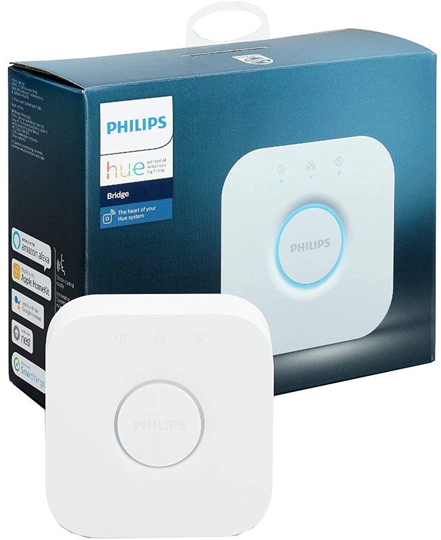 Segunda unidad con 20% de descuento en Philips Hue (iluminacion inteligente)