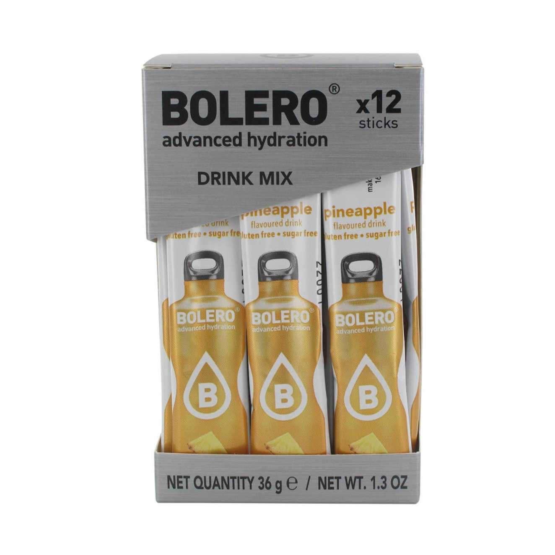 Bolero Sticks FID56936 (12x3g) 12 Unidades 40 g - Sabor Piña