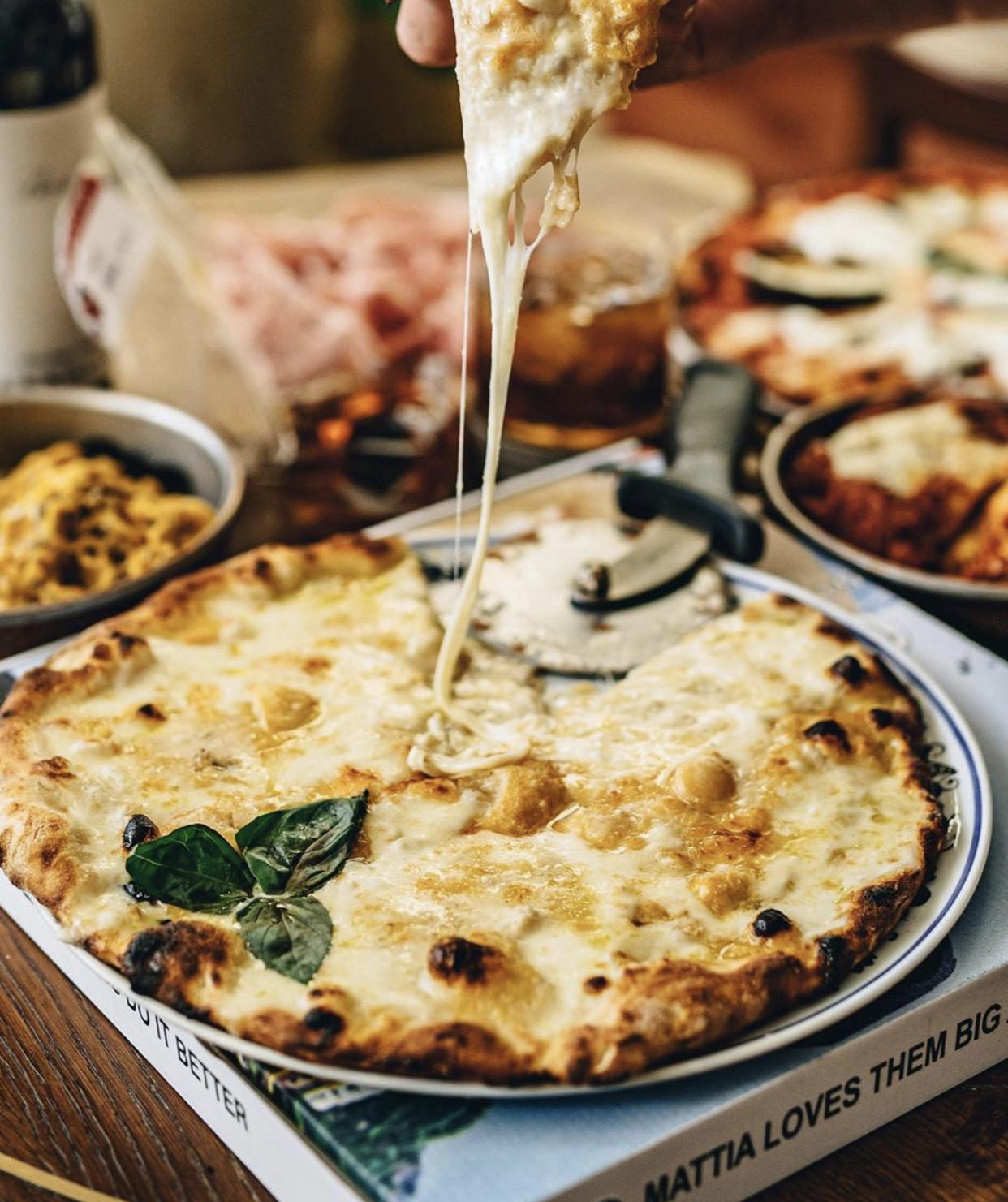 Pizza gratis durante dos días [Napoli Gang, Madrid]
