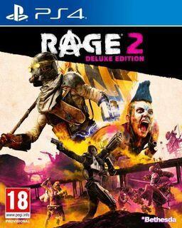 Rage 2 Deluxe Edition Juego PS4