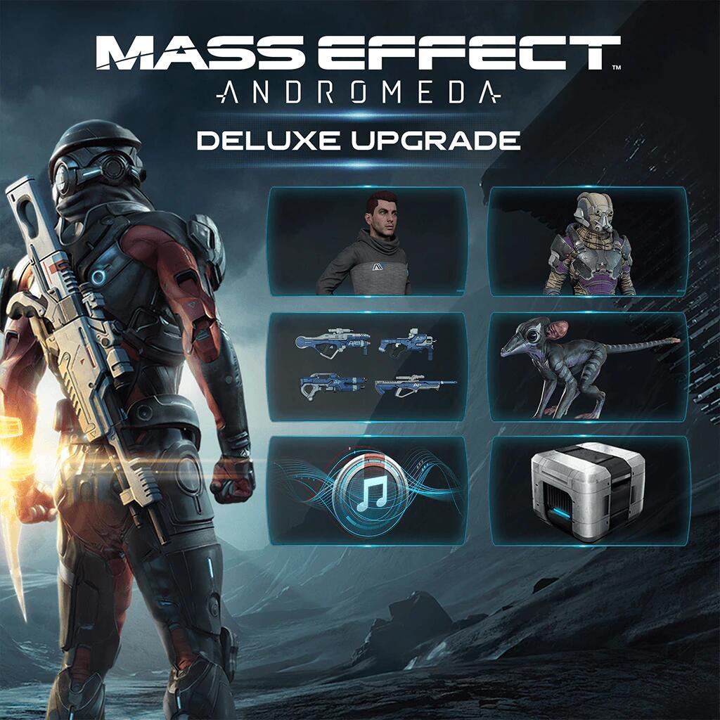 Edición Deluxe de Mass Effect™: Andromeda [STEAM oficial] y Normal a 5,29€