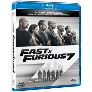 Blu-Ray Fast & Furious 7