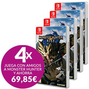 Monster hunter rise pack