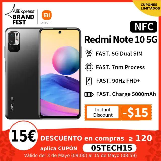 Xiaomi Redmi Note 10 5G 4/64Gb