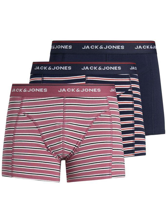 Pack 3 Bóxers Jack&Jones + Envío Gratis