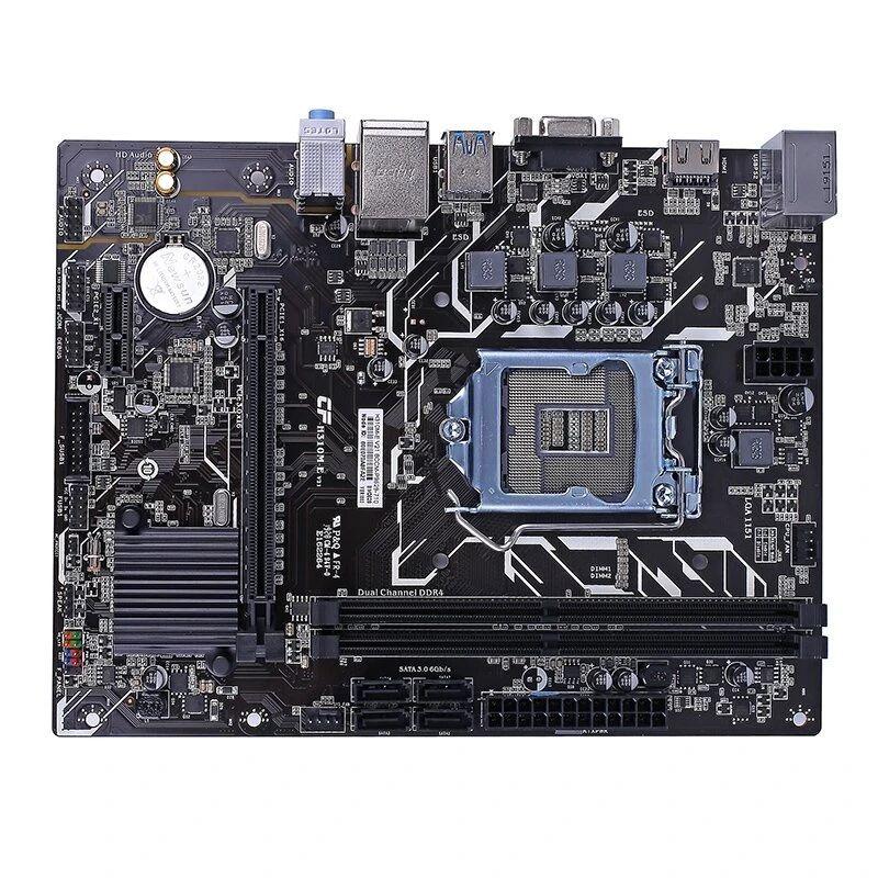 Colorful® H310M-E V21 Intel H310 Chip M-ATX Placa base Placa base