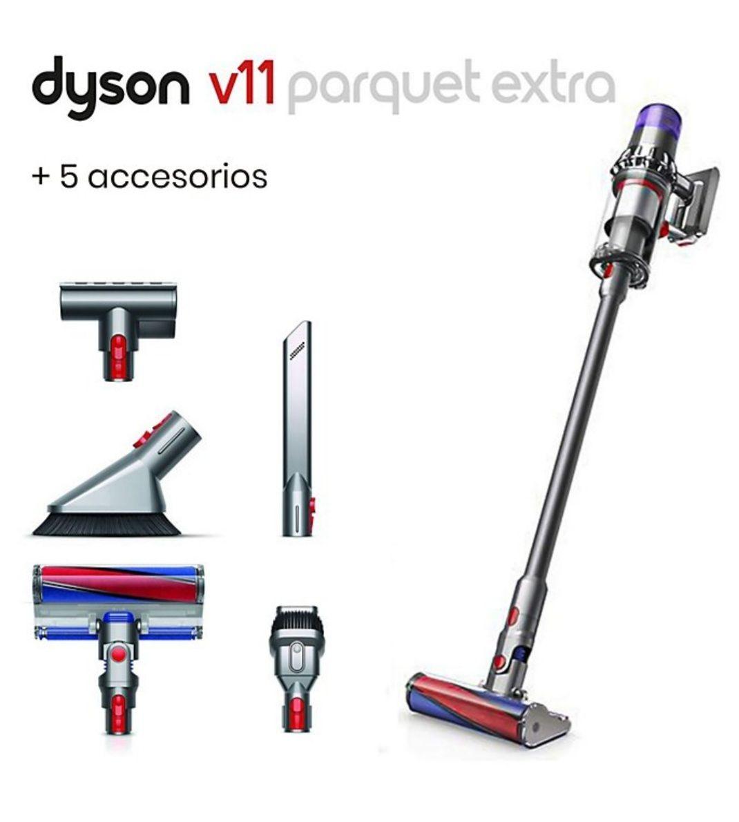 Dyson V11 Parque Extra con 5 Accesorios