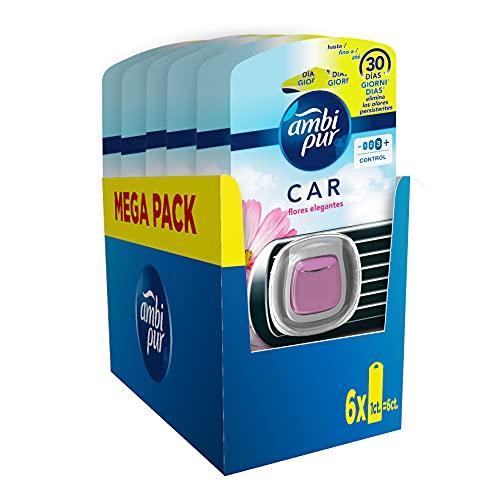 Mega pack ambientador coche