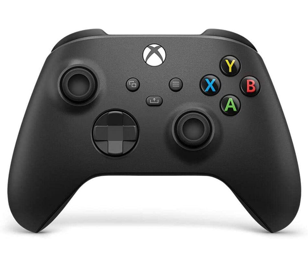 Mando inalámbrico Xbox Negro para Series X