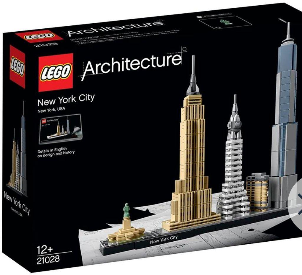 LEGO Architecture - Ciudad de Nueva York
