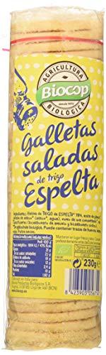Biocop Galleta Salada Espelta 250 Gr