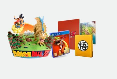 Dragon Ball Z Kakarot Collector Edition PS4 por 149.95€!