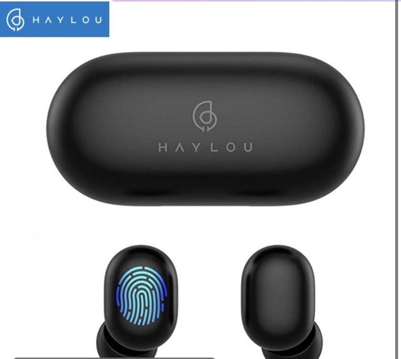 Auriculares inalámbricos Haylou GT1 TWS