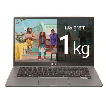 Portátil LG Gram 14Z90N-VAR55B 14'' Plata
