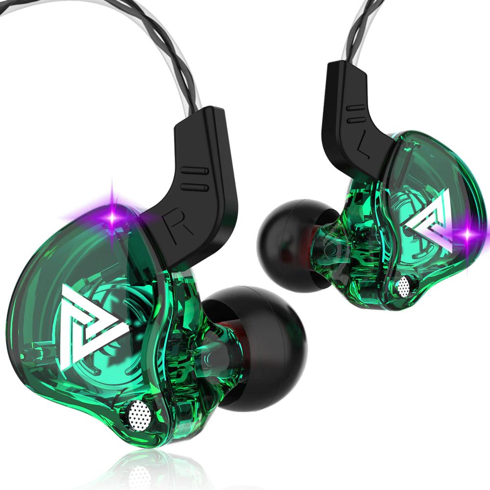 QKZ auriculares internos deportivos HiFi AK6, CK6