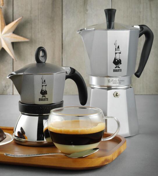 Cafeteras Bialetti (varios modelos y medidas)
