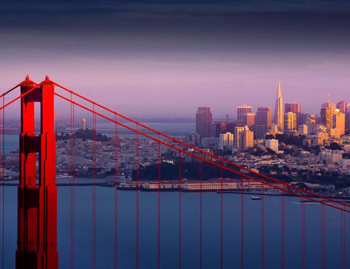 Vuelos a San Francisco ida y vuelta solo 214€