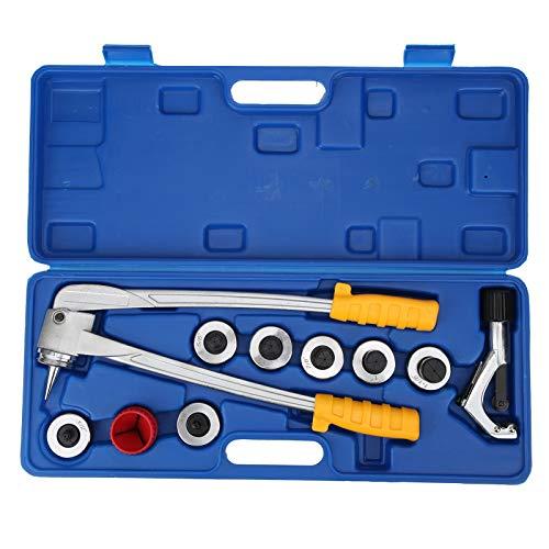 Maletín Herramientas expansor de tubo de palanca de 7 piezas