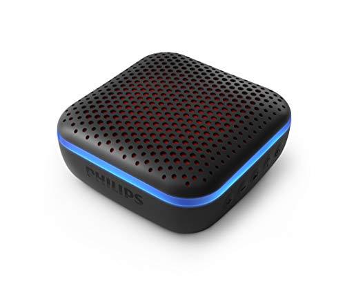 Philips Altavoz Inalámbrico Bluetooth S2505B/00 con LED
