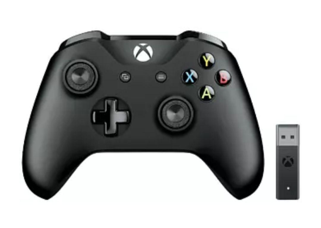 Mando Xbox Inalámbrico+Adaptador para Windows 10