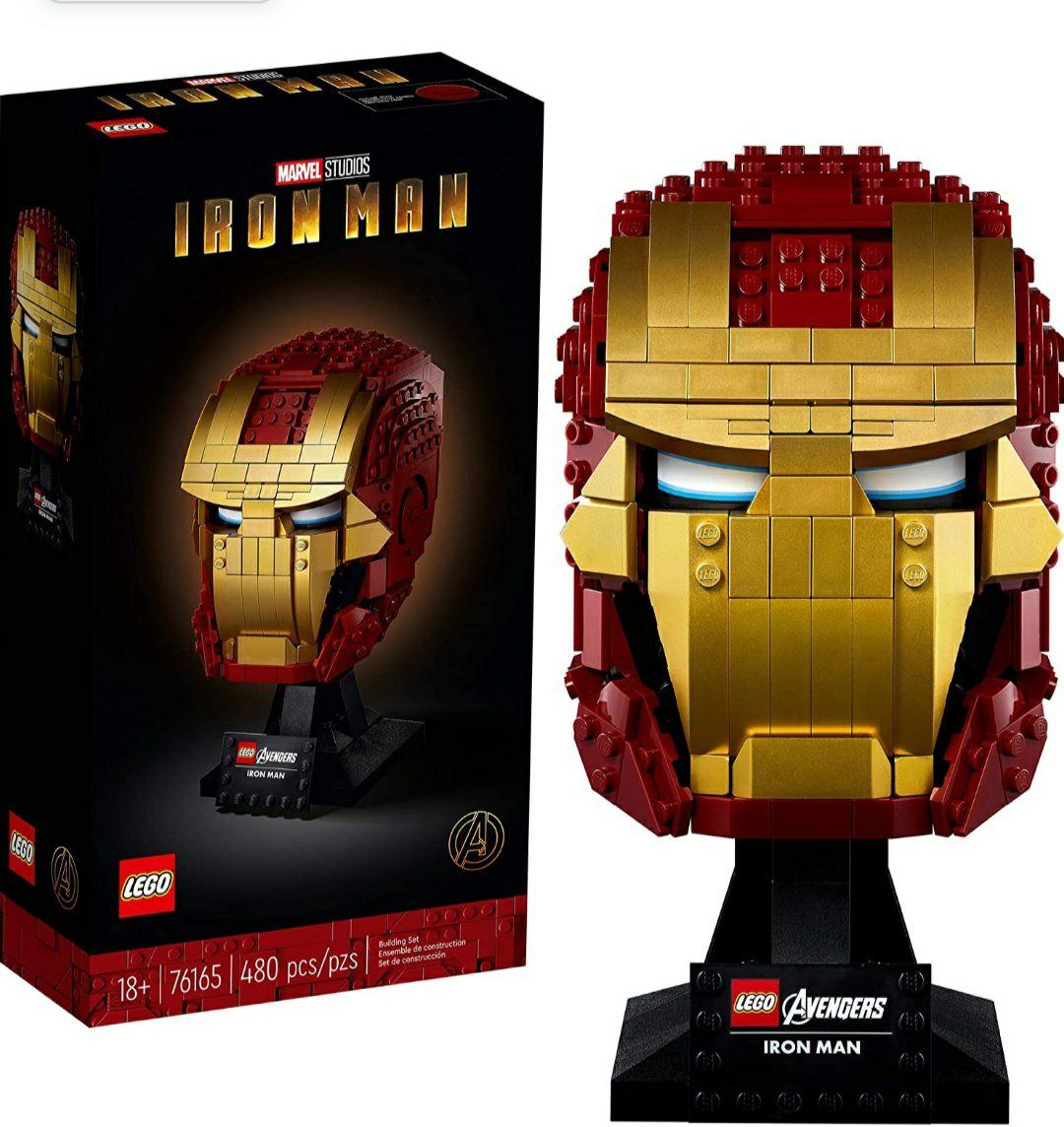 LEGO Casco de Iron Man (Envio incluido)