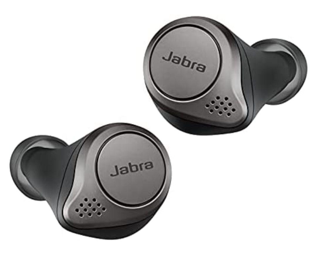 Jabra Elite 75t - Auriculares Bluetooth in-ear con cancelación activa de ruido (Reaco)