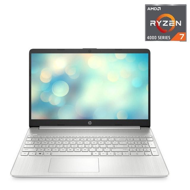 Portátil HP 15s-eq1105ns, AMD Ryzen 7 4700U, 16GB, 512GB SSD, FreeDOS