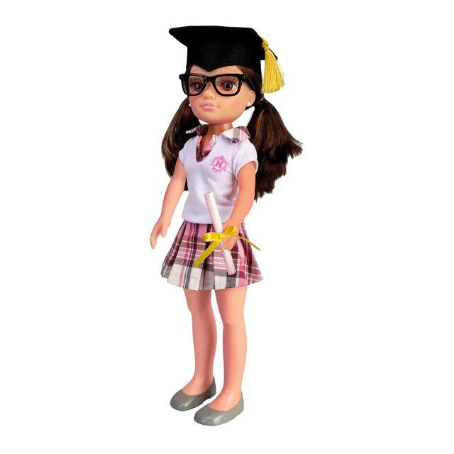 Muñeca Nancy día de graduación