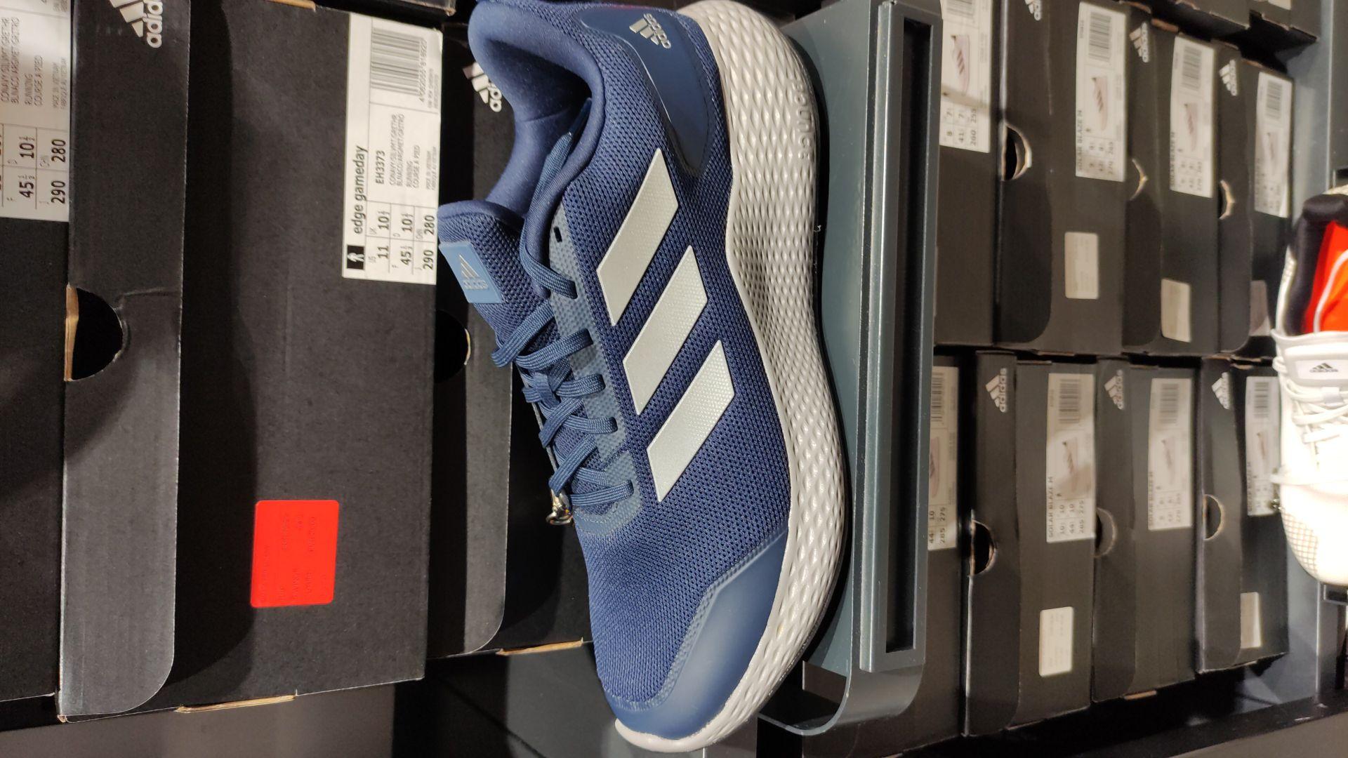 Adidas Edge Gameday 21€ (Factory San Sebastián de los Reyes)