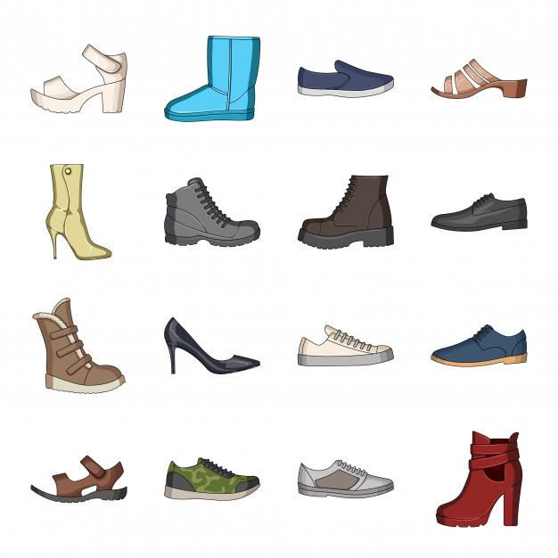 Recopilación de reacondicionados en calzado