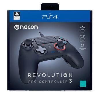 Mando Nacon Revolution Pro Controller 3 para PS4/PC (precio para socios, No socios 63.99 €)