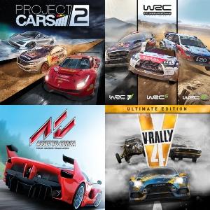 [PS4/PS5] Ofertas en Project CARS 2, Wipeout, Assetto Corsa, Need For Speed y otros juegos de Conducción