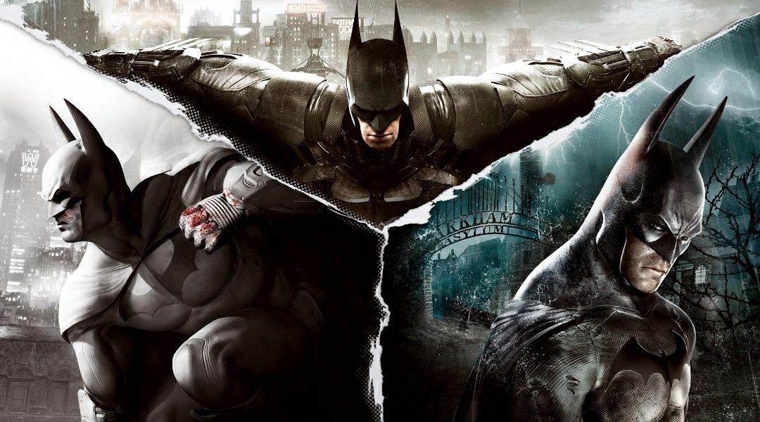 Batman Arkham Collection   Xbox One - Xbox Series X/S